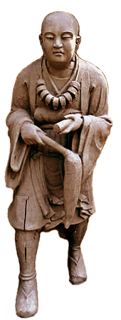 Huang Zang, nyere kinesisk statue